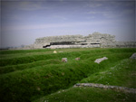 Richborough - Roman Fort on the Saxon Shore